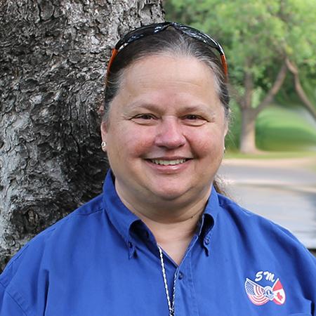 PDG Lion Vickie Radloff