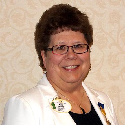 PDG Lion Nancy Mathwig